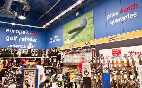 American Golf Corporation