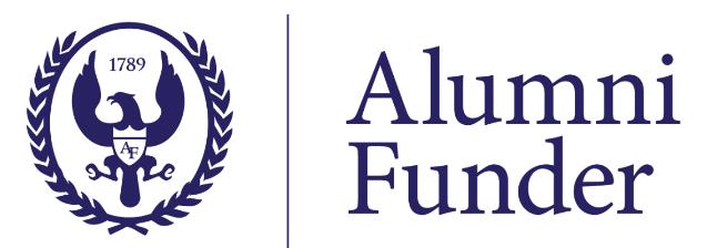 AlumniFunder, Inc