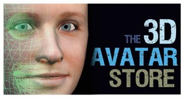 3D Avatar Store